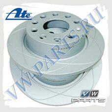Диск тормозной задний Ate Power Disc 24.0310-0277.1