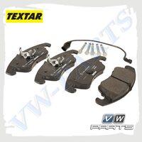 Колодки тормозные передние Textar 2474301
