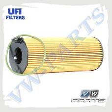 Фильтр масляный UFI 25.105.00