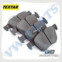 Колодки тормозные задние Textar 2500801