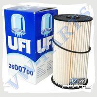 Фильтр топливный UFI 26.007.00