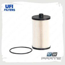 Фильтр топливный UFI 26.012.00