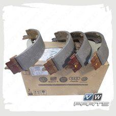 Колодки тормозные барабанные задние VAG 2H0698525