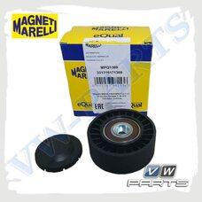 Ролик натяжной без натяжного механизма с подшипником MAGNETI MARELLI 331316171369