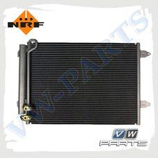 Радиатор кондиционера NRF 35614