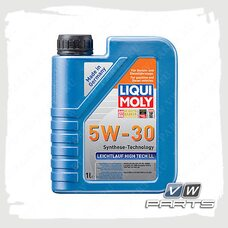 Масло моторное LIQUI MOLY Leichtlauf High Tech LL (502.00/505.00) 5W-30 (1 л.)