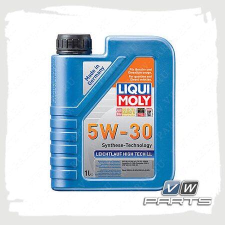 Масло моторное LIQUI MOLY Leichtlauf High Tech LL (502.00/505.00) 5W30 (1 л.)