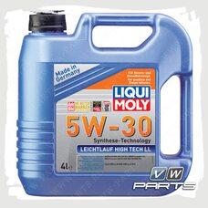 Масло моторное LIQUI MOLY Leichtlauf High Tech LL (502.00/505.00) 5W-30 (4 л.)