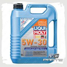 Масло моторное LIQUI MOLY Leichtlauf High Tech LL (502.00/505.00) 5W30 (5 л.)