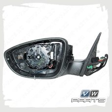 Корпус левого зеркала VAG 3C8857507BG9B9