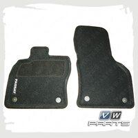 Коврики передние и задние текстильные VAG 3G1061445WGK
