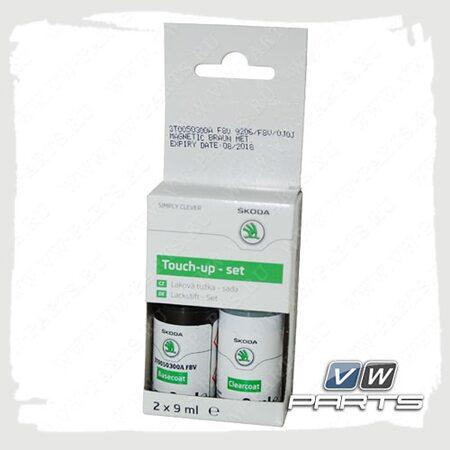 Набор для подкраски сколов Magnetic Braun Met. 3T0050300AF8V