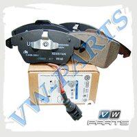 Колодки тормозные передние VAG 3C0698151K