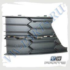 Решетка бампера левая VAG 3T0853665B9B9