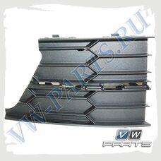 Решетка бампера правая VAG 3T0853666B9B9