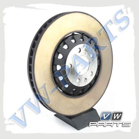 Диск тормозной передний VAG 4M0615301AS