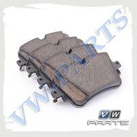 Колодки тормозные задние VAG 4M0698451N