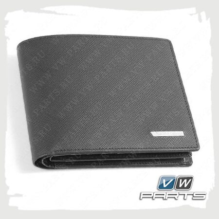 Бумажник кожаный мужской Skoda 51482