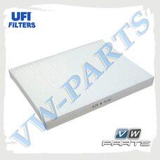 Фильтр салона (бумажный) UFI 53.006.00