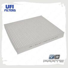 Фильтр салона (бумажный) UFI 53.031.00