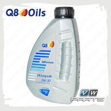 Масло моторное Q8 Formula VX Longlife 5W-30 (1л.)