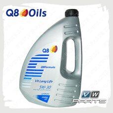 Масло моторное Q8 Formula VX Longlife 5W-30 (4л.)