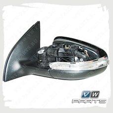 Корпус левого зеркала VAG 5K0857507AD9B9