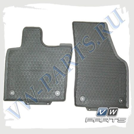 Коврики передние VAG 5C7061502C82V
