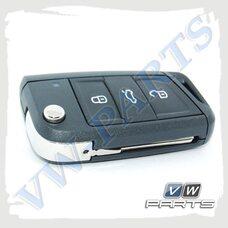 Ключ зажигания VAG 5E0959752KINB