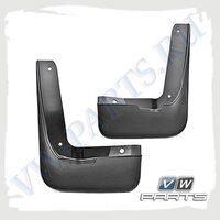 Брызговики передние VAG 5JA071111