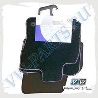 Коврики передние и задние текстильные VAG 5NB061270WGK