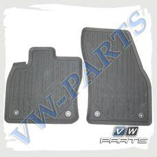 Коврики передние и задние резиновые VAG 5NB863011B82V