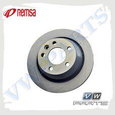 Диск тормозной задний REMSA 6116010