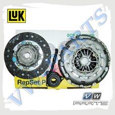 Комплект сцепления LUK 624351733