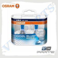 Комплект ламп HB4 12V 51W P22d 5000К OSRAM 69006CBH+BOX