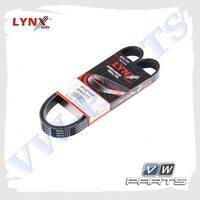Ремень поликлиновой LYNXauto 6PK1113