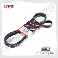 Ремень поликлиновой LYNXauto 6PK2490