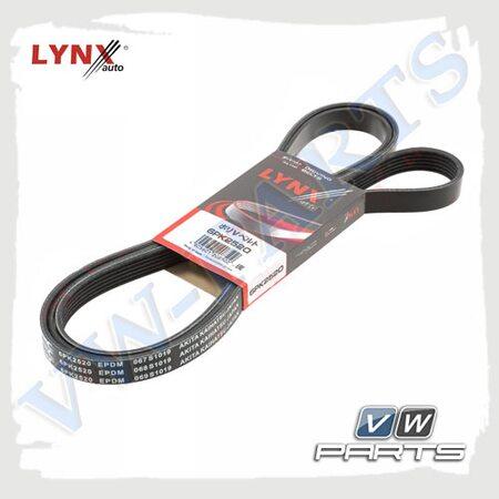 Ремень приводной LYNXauto 6PK2520