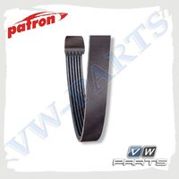 Ремень приводной PATRON 6PK2525