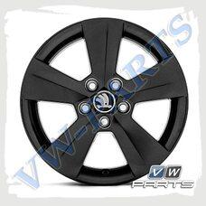 Диск колеса R15 Matone Skoda, 6V0071495CFL8