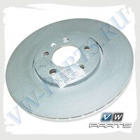 Диск тормозной передний VAG 6R0615301D