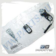 Комплект личинок и выкидных ключей VAG 6RU800375BN