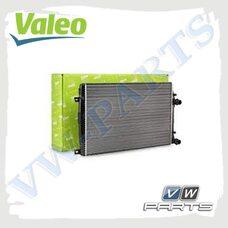 Радиатор системы охлаждения VALEO 732872