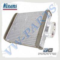 Радиатор печки Nissens 73981