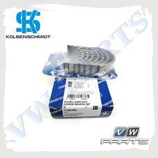 Вкладыши шатунные комплект без замка (стандарт) Kolbenschmidt 77906600