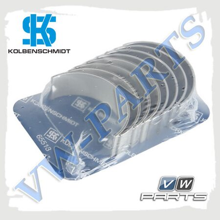 Вкладыши коренные 1.8 TSI / 1.8 TFSI (к-т. 10 шт) STD Kolbenschmidt 77908600
