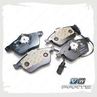 Колодки тормозные передние VAG 7H0698151