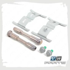Комплект крепления тормозных колодок VAG 7L0698269A