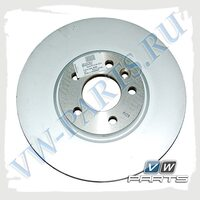 Диск тормозной передний VAG 7E0615301F