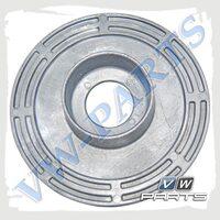 Тарелка пружины передней амортизационной стойки VAG 7H0412341A